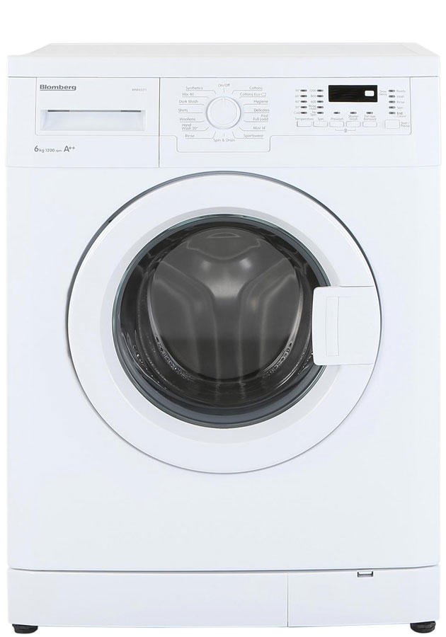 Blomberg WNF63211  1200 Spin 8kg Washing Machine