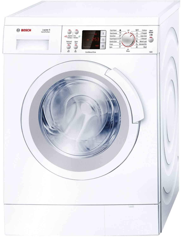 bosch was32461gb was32461 bosch washing machine. Black Bedroom Furniture Sets. Home Design Ideas