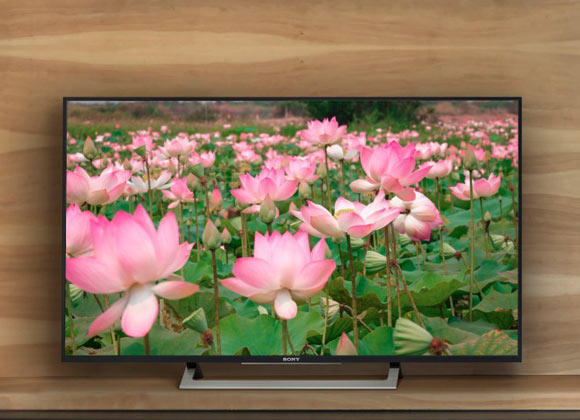 "Sony KD49XD8088BU 49"" 4K HDR Ultra HD LED TV"
