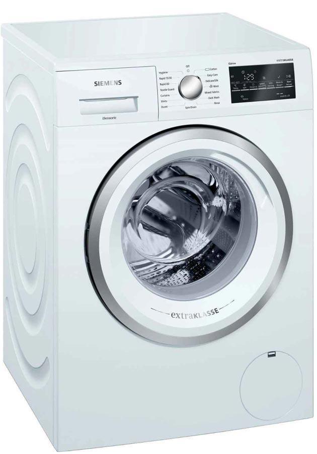 siemens extraklasse wm14t492gb 9kg 1400 spin iqdrive washing machine. Black Bedroom Furniture Sets. Home Design Ideas