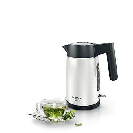 Image of TWK5P471GB 1.7 Litre Traditional Kettle - White