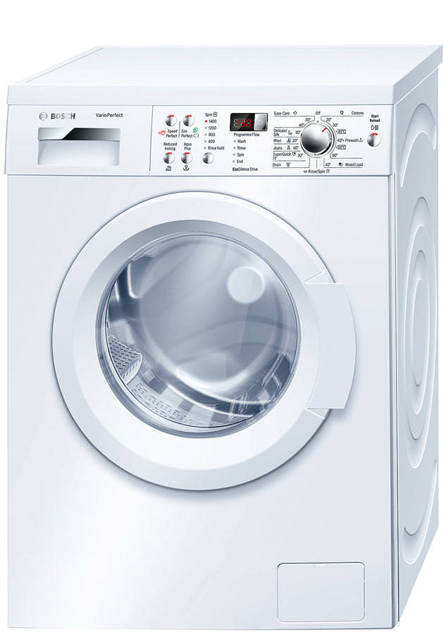 Bosch WAQ283S1GB 8Kg 1400 Spin Washing Machine