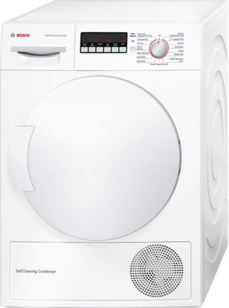 Bosch WTW83260GB 8Kg Heat Pump Condenser Tumble Dryer