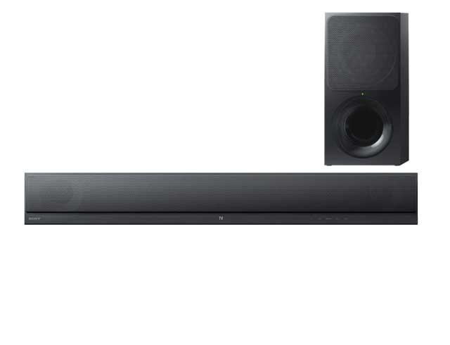 Sony HT-CT390 Sound Bar 2.1 300w NFC & Bluetooth