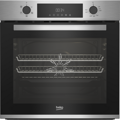 Cify81x Built In A Rated Electric Single Oven Stainless Steel