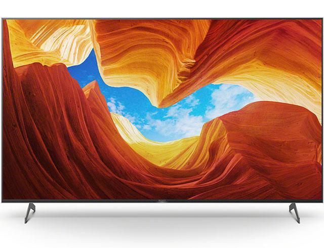 Image of BRAVIA KD85XH9096BU (2020) 85 inch 4K HDR Full Array LED TV