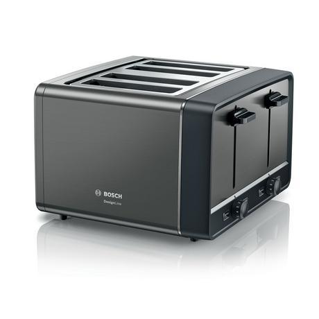 Image of TAT5P445GB 4 Slice Toaster - Anthracite