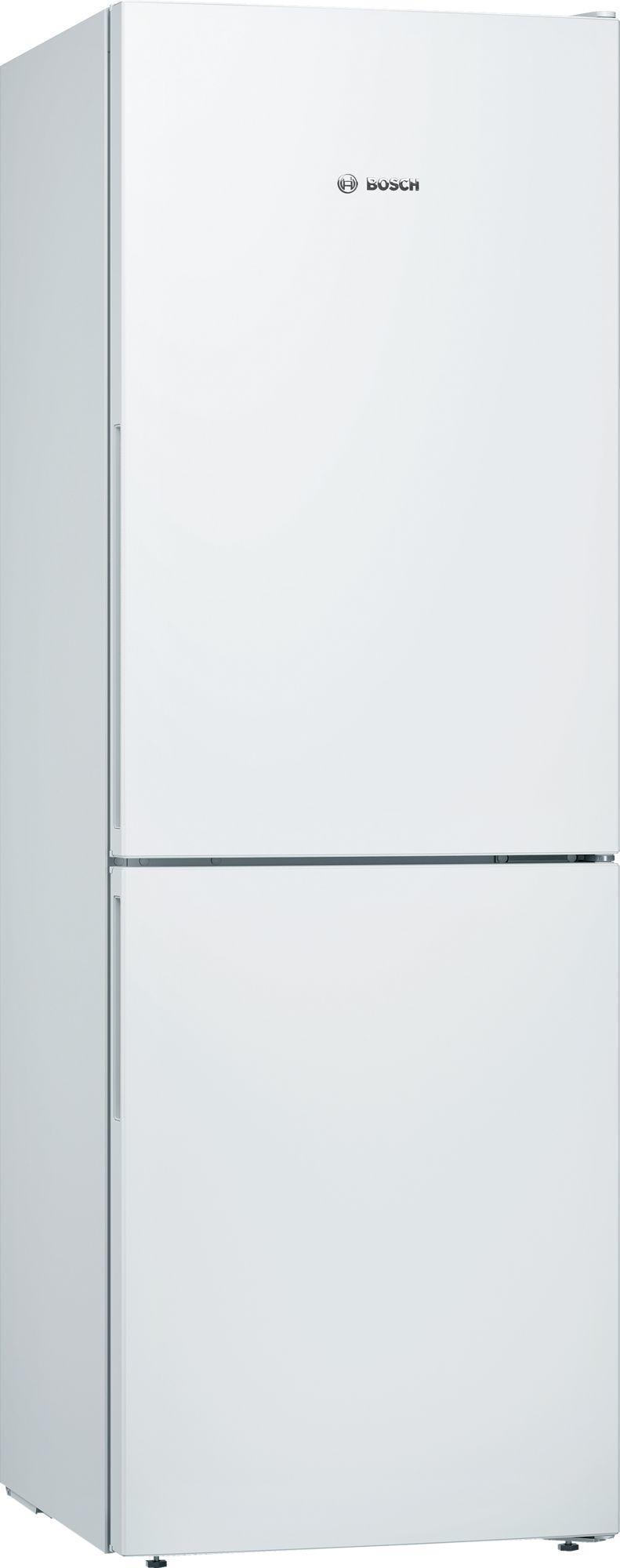 Image of Serie 4 KGV336WEAG 60cm 287 Litre A++ Low Frost Fridge Freezer | White