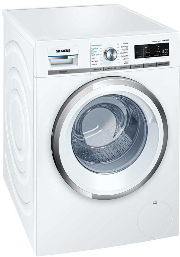 Siemens WM14W750GB 9Kg 1400 Spin Washing Machine