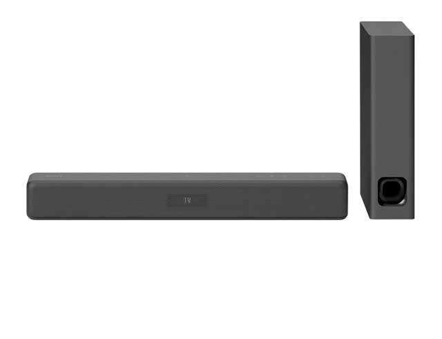 Image of HT-MT300 Compact Sound Bar 2.1 Black