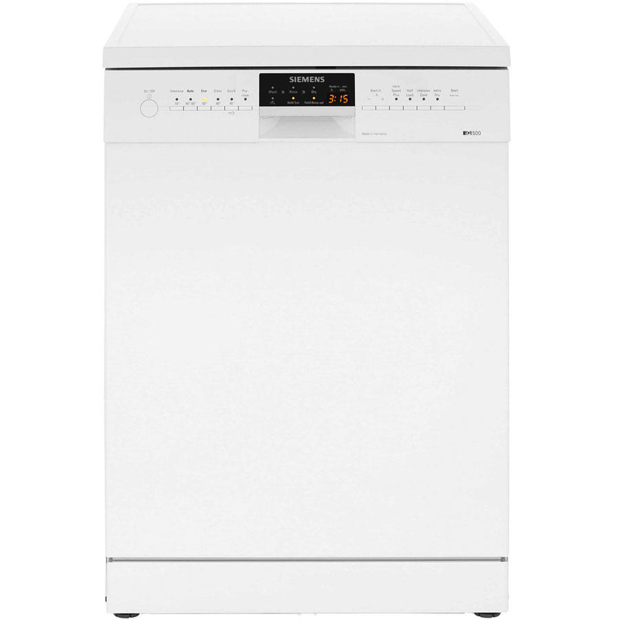 Siemens SN26M292GB 60cm Freestanding Dishwasher
