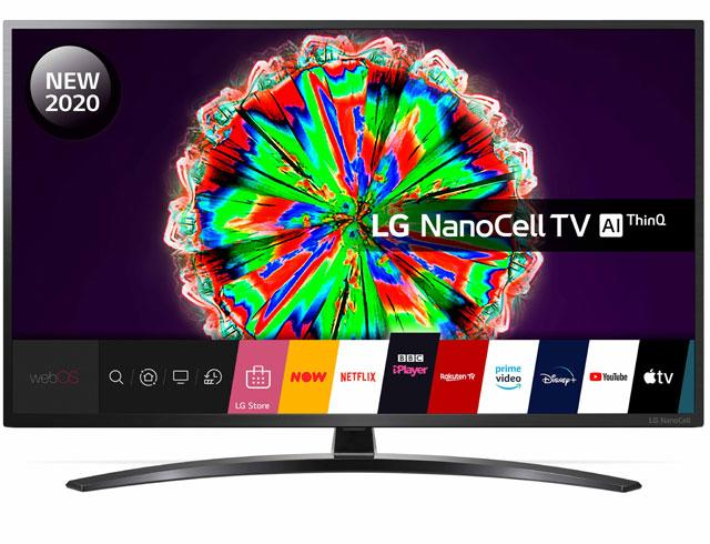 Image of 50NANO796NE (2020) 50 inch NanoCell IPS HDR 4K TV