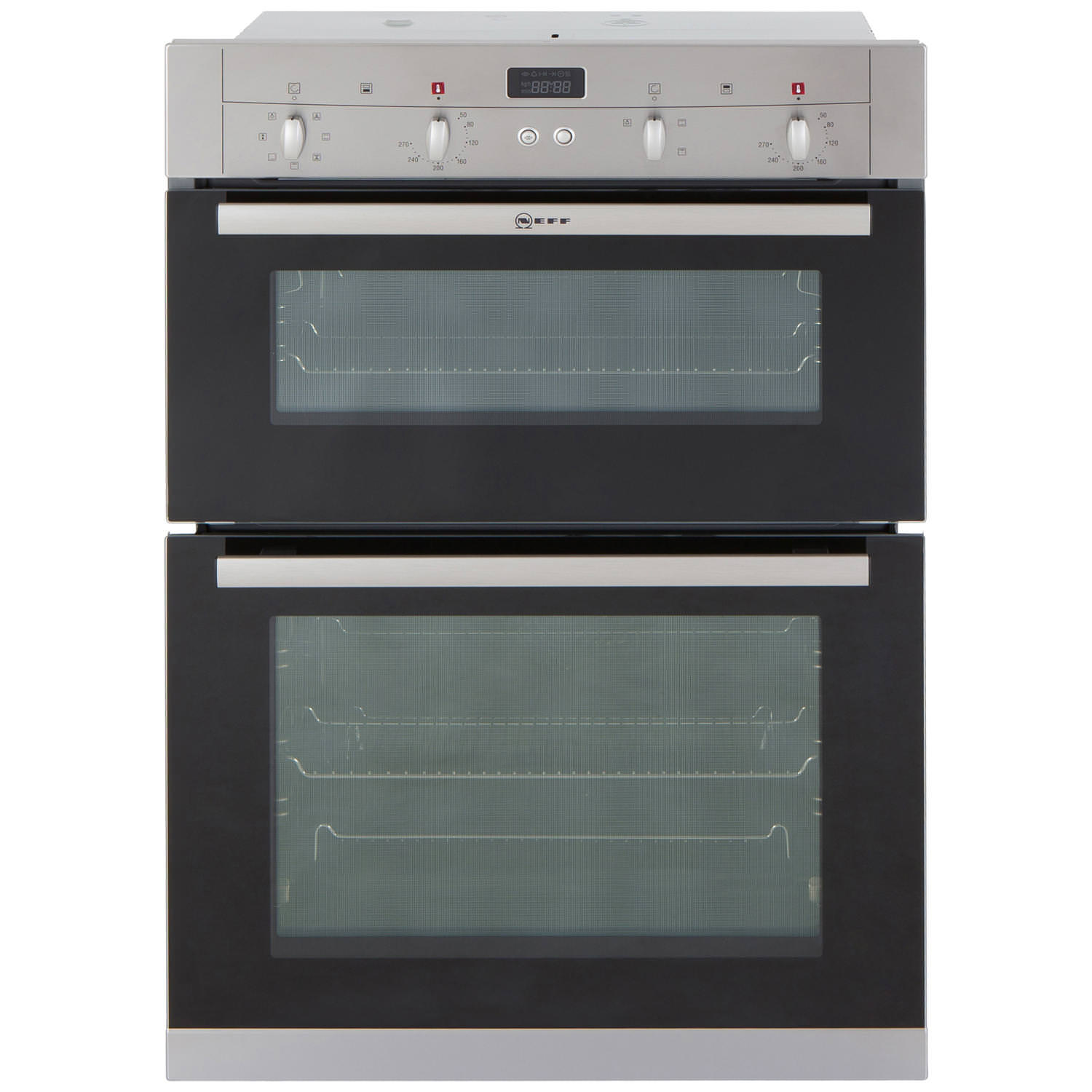 Neff U12S53N3GB Built-In Single Electric Oven
