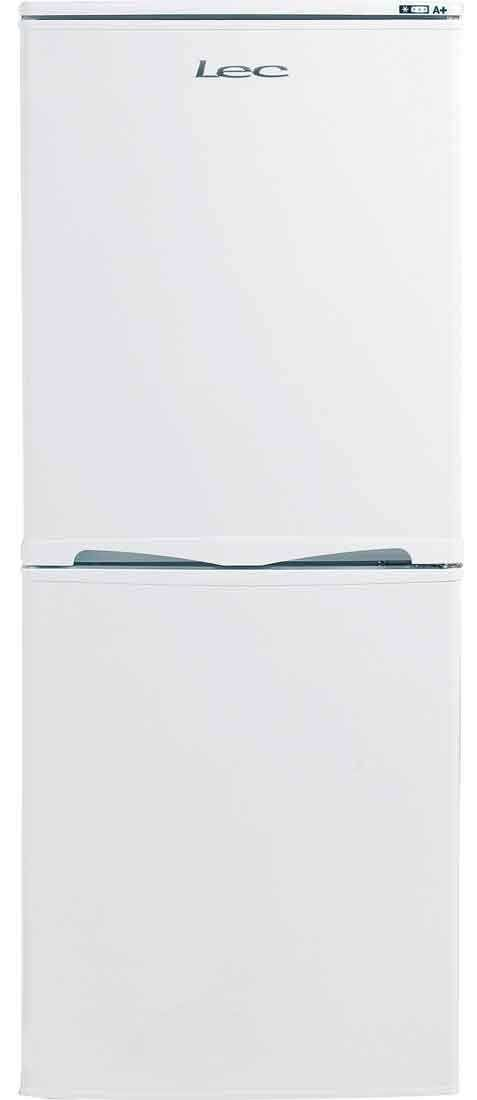 LEC ​T5039 135 Litre Freestanding Static Fridge Freezer
