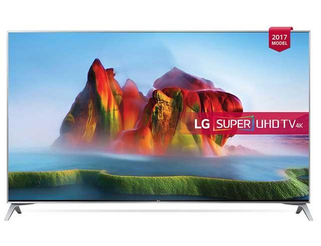 "Image of 49SJ800V 49"" SUPER UHD HDR 4K TV"