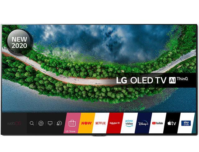 Image of OLED55GX6LA (2020) 55 inch OLED 4K Ultra HD Gallery Design Smart TV