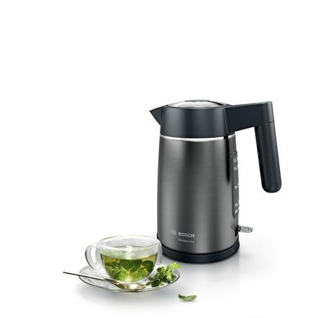 Image of TWK5P475GB 1.7 Litre Traditional Kettle - Anthracite