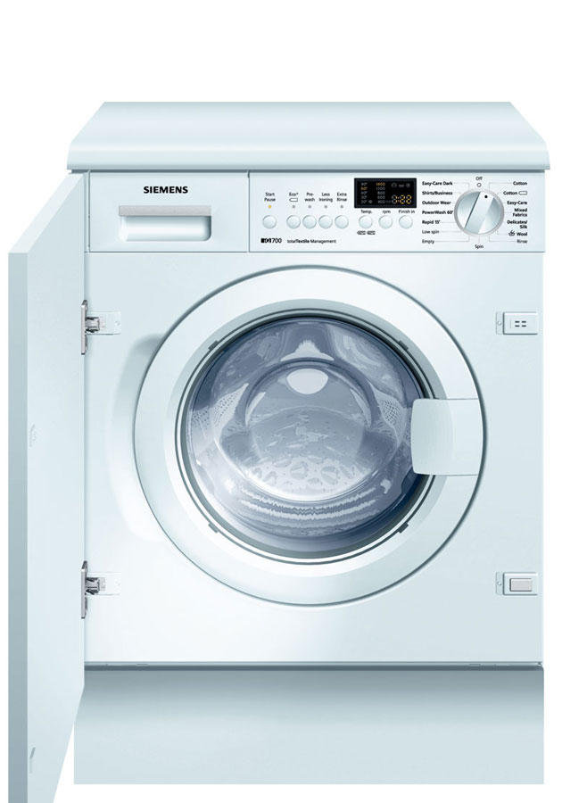 Siemens WI14S441GB 7Kg 1400 Spin Integrated Washing Machine