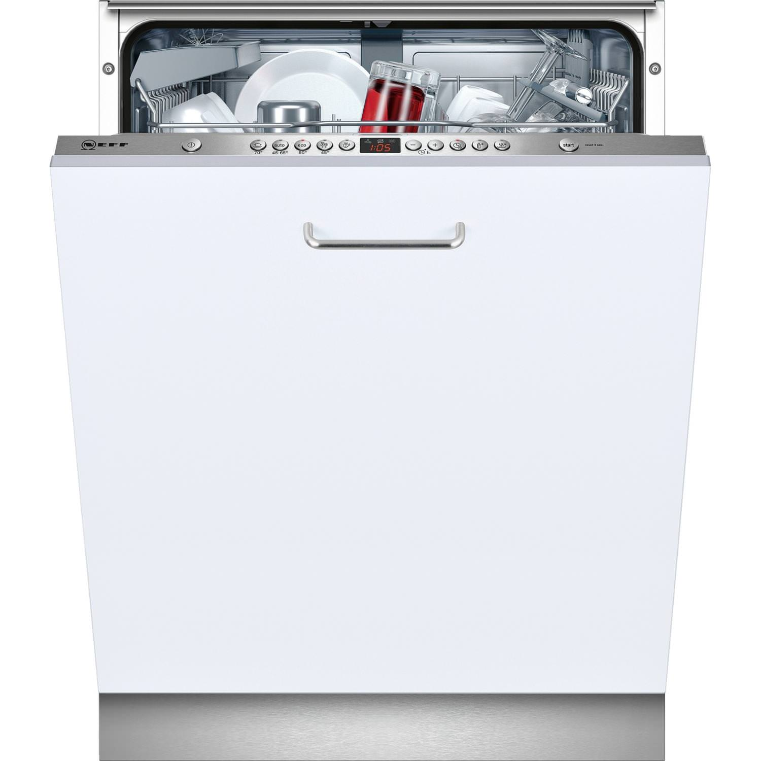 Neff S51M53X3GB Built-In 13 Place Setting Full Size Dishwasher
