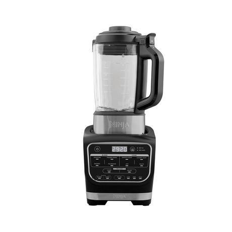 Blenders HB150UK Foodi Blender & Soup Maker | Black/Stainless Steel