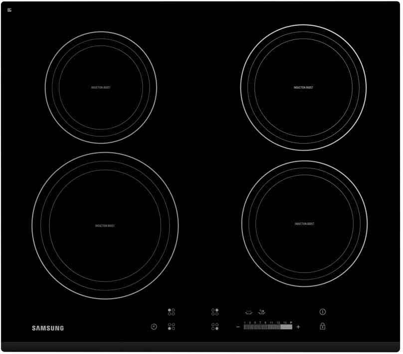 Samsung CTN464KB01 4 Zone Electric Induction Hob