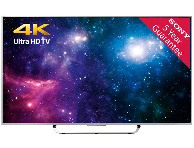 "Sony KD49X8307CSU 49"" 4K Ultra HD LED TV"