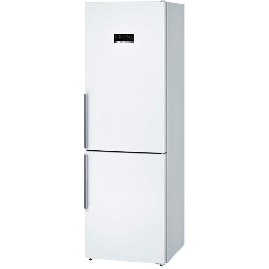 Bosch KGN36XW35G 320 Lire Freestanding Fridge Freezer