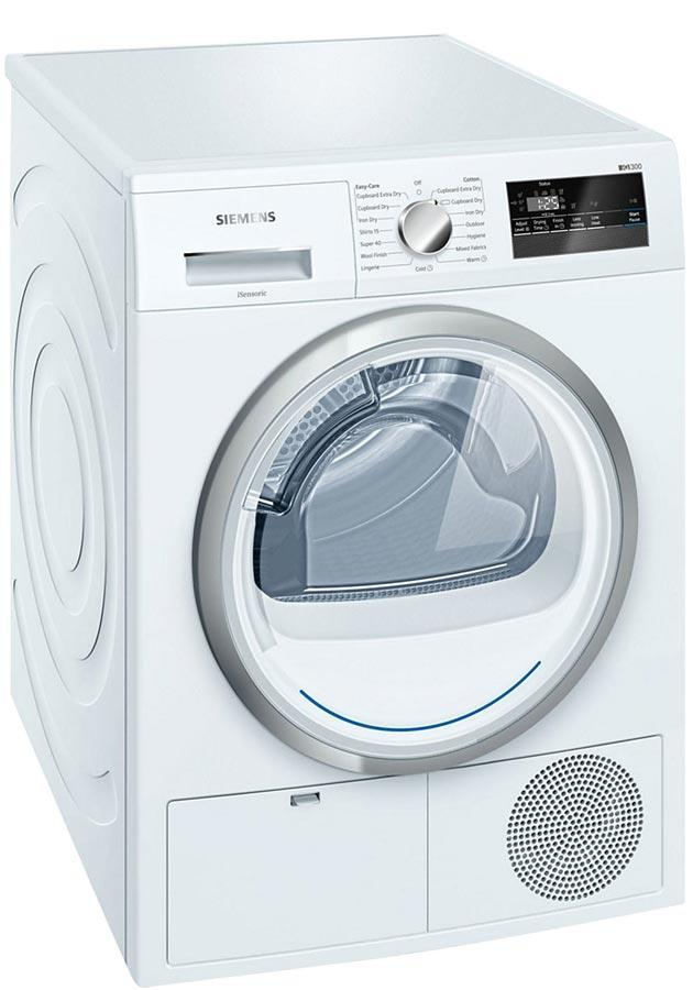 Siemens WT45N200GB 8Kg Condenser Tumble Dryer