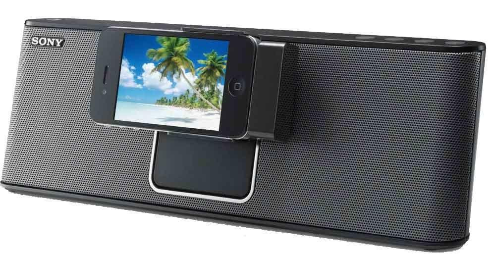 RDP-M15IP IPHONE / IPOD SPEAKER DOCK