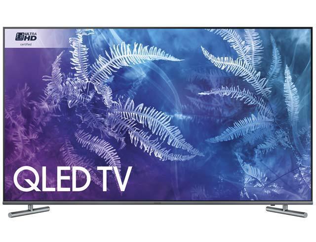 Image of QE65Q6F 65 inch QLED Ultra HD Premium HDR 1000 Smart TV