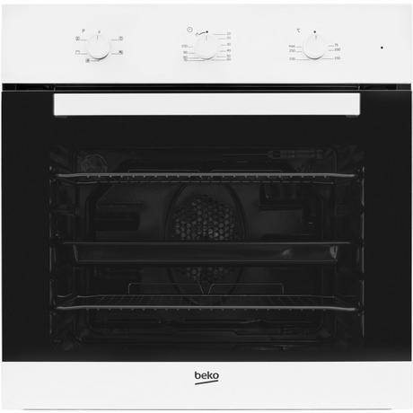 CIF71W Built In Electric Single Oven - White