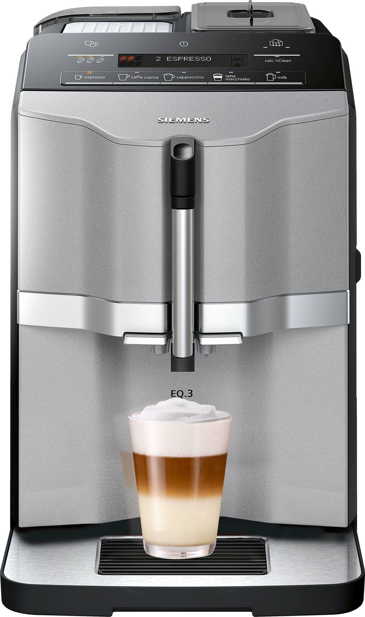 Image of TI303203RW EQ.3 s300 Fully Automatic Coffee Machine