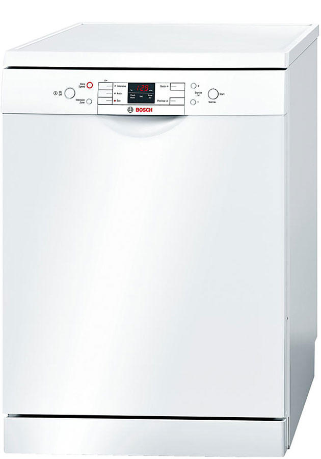 Bosch SMS58M42GB 60cm Freestanding Dishwasher