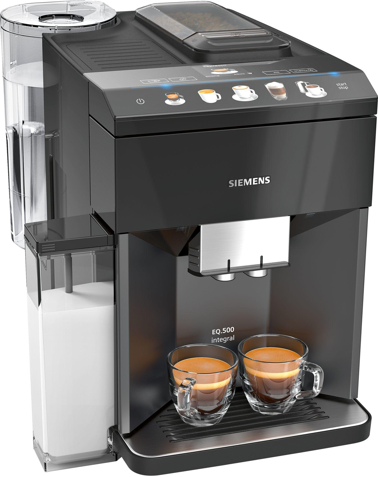 Image of TQ505R09 EQ.500 Fully Automatic Coffee Machine
