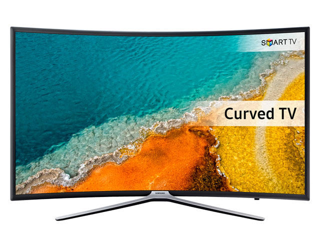 "Samsung UE40K6300 40"" Smart LED Curved  TV"
