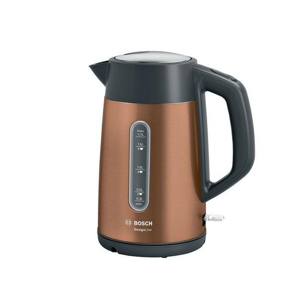 Image of TWK4P439GB 1.7 Litre Traditional Kettle - Copper