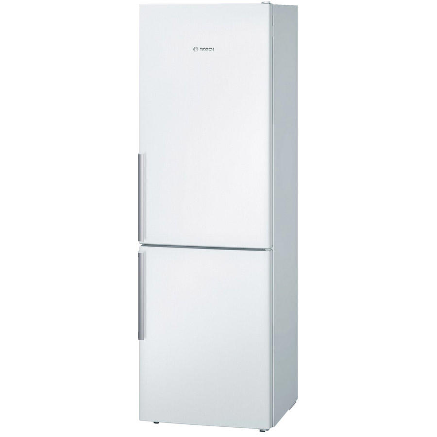 Bosch KGE49BW41G 412 Litre Freestanding Fridge Freezer