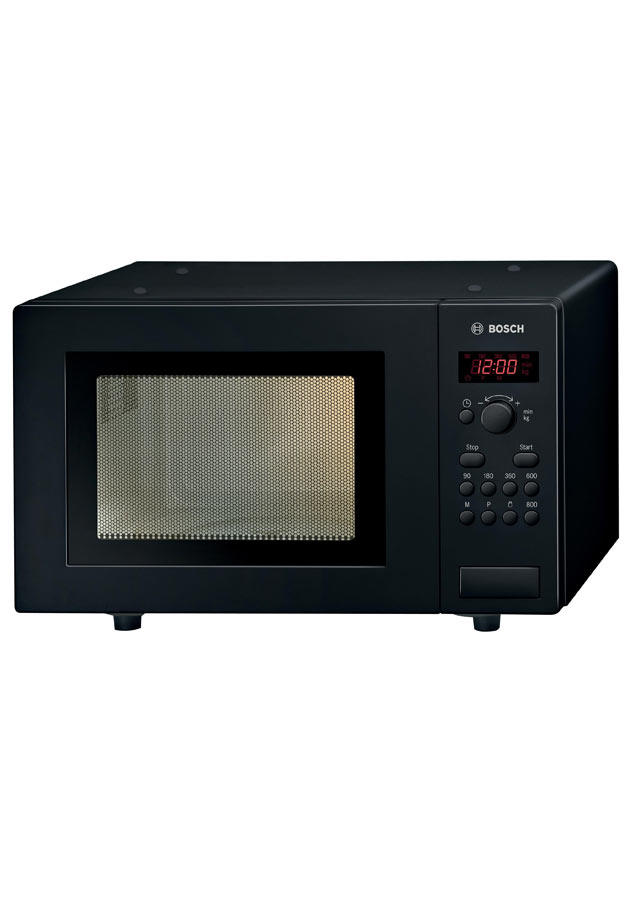 Bosch HMT75M461B 17L 800W Compact Freestanding  Microwave Oven