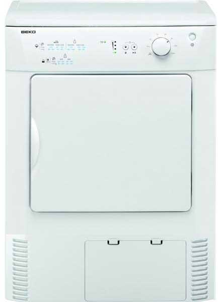 Beko DVSC711W 7 Kg Vented Tumble Dryer