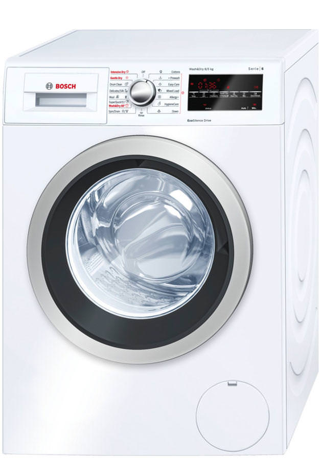 Bosch WVG30461GB 8Kg 1500 Spin Washer Dryer