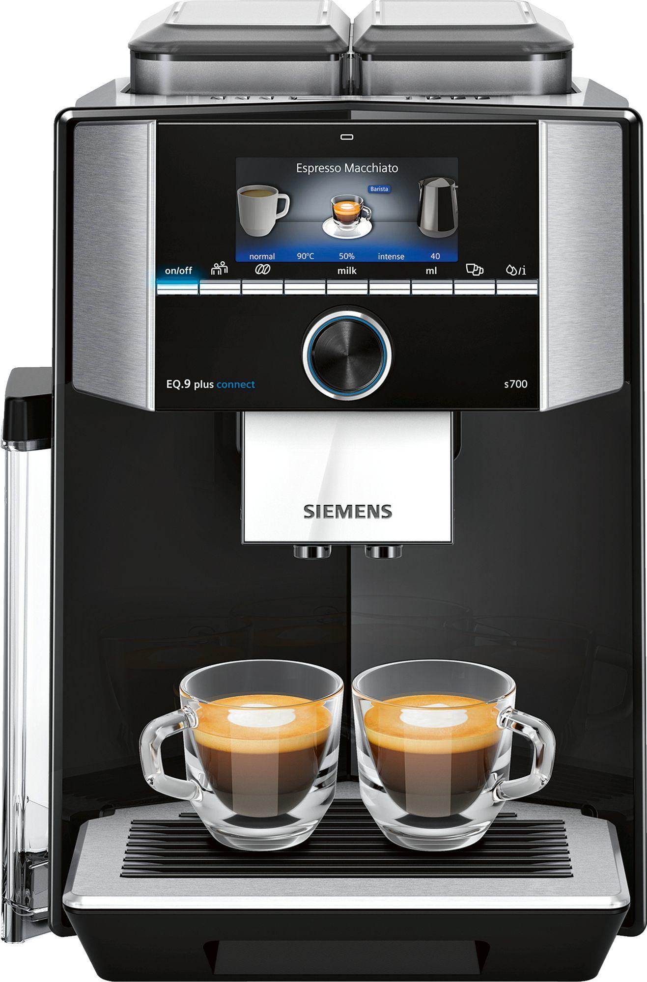 Image of TI9573X9RW EQ.9 plus connect s700 Fully Automatic Coffee Machine