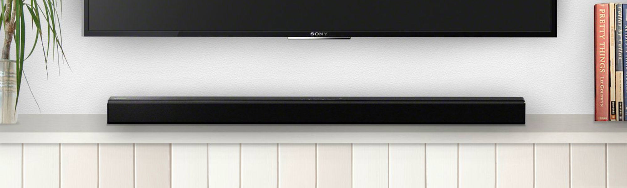 Sony HT-CT80 80w 2.1 NFC & Bluetooth Soundbar