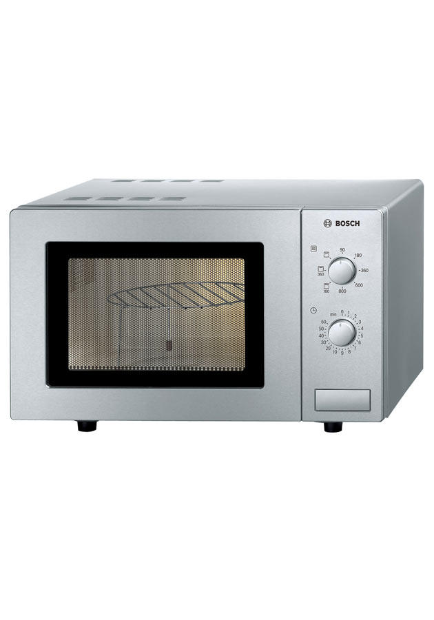 Bosch HMT72G450B 17L 800W Compact Freestanding Microwave with Grill Function