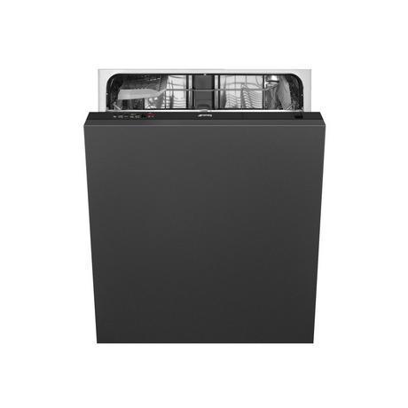 DI12E1 Integrated Full Size A+ Dishwasher | Black