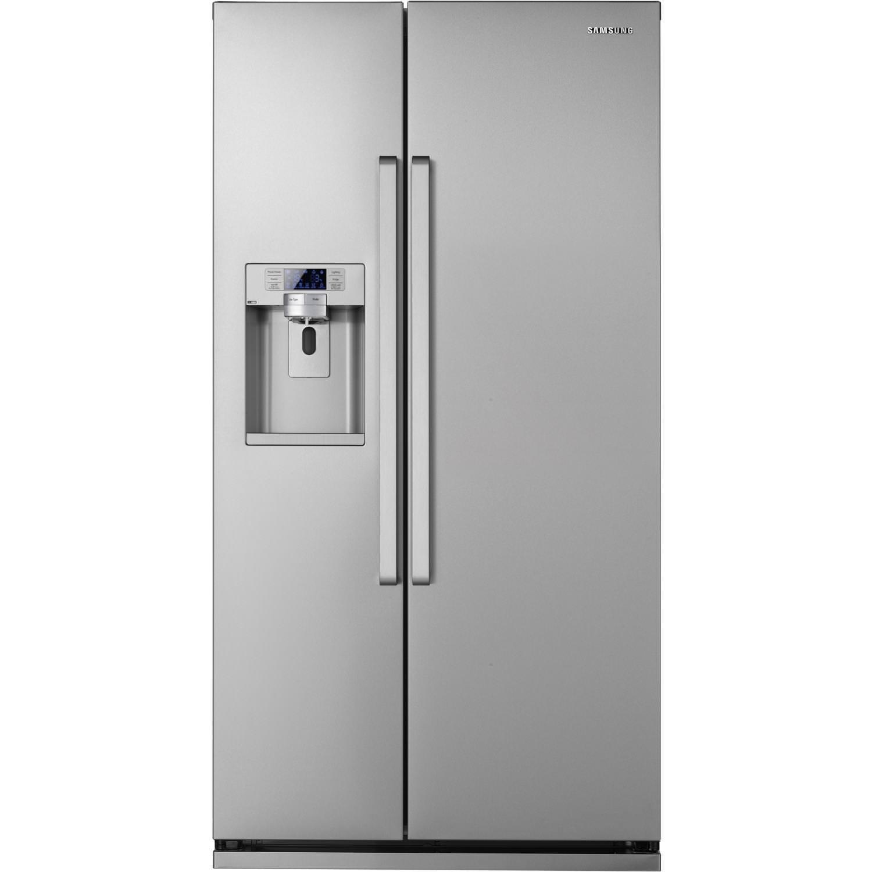 Which American Fridge Freezer Part - 22: Samsung RSG5UCSL 615 Litre American Fridge Freezer