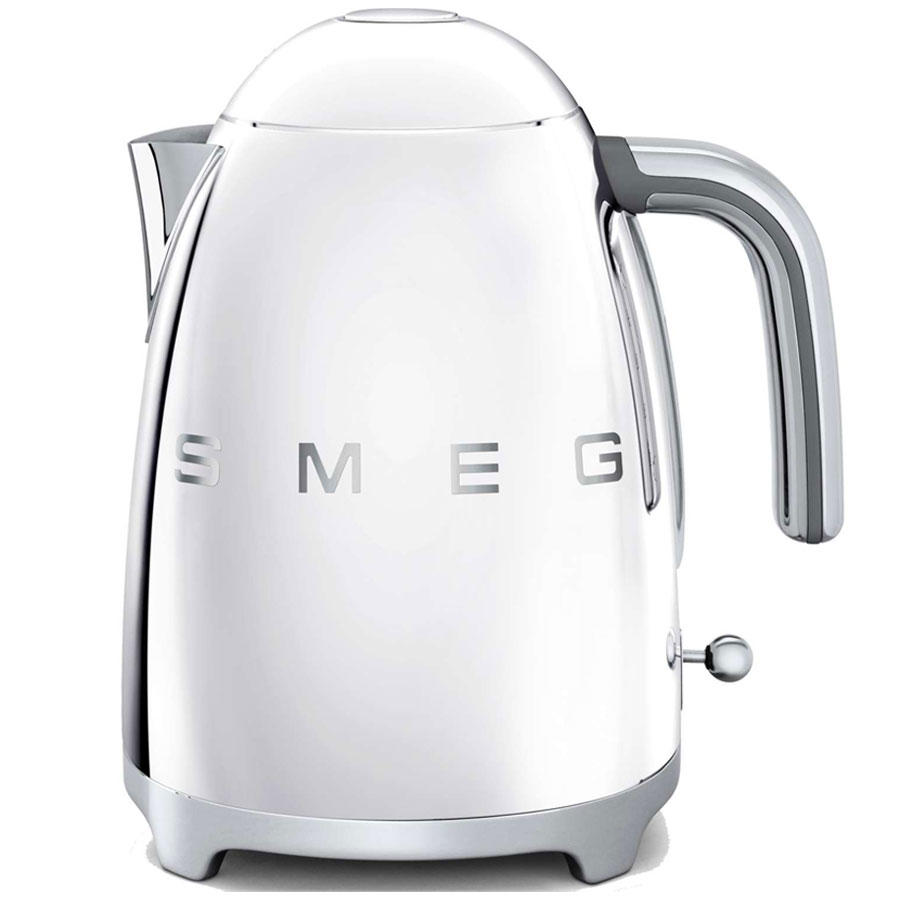 Smeg KLF01SSUK Retro Kettle Stainless Steel