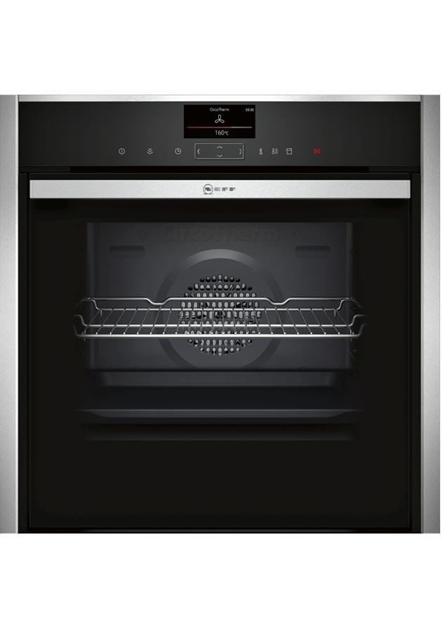 Neff B57VS24N0B Slide & Hide Built-In Single Oven