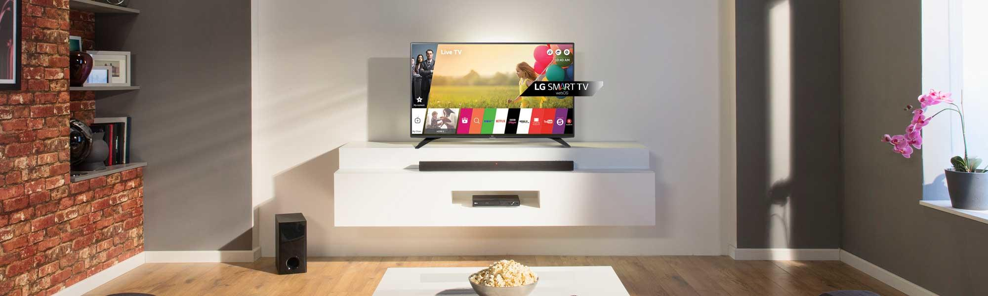"LG 43LH604V 43"" Full HD LED Smart TV"