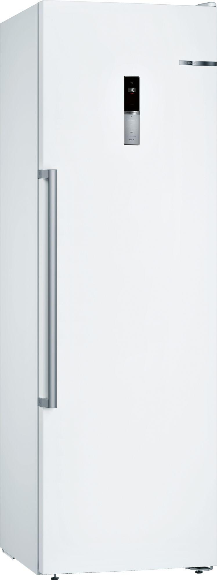 Image of Serie 6 GSN36BWFV 60cm 242 Litre A++ Frost Free Tall Single Door Freezer | White