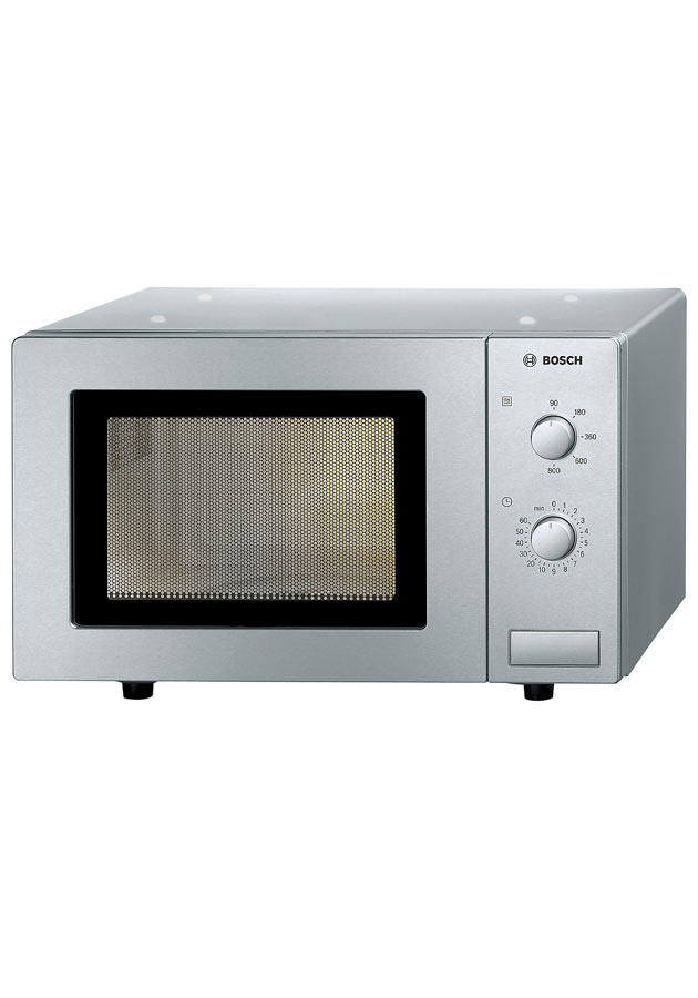 Bosch HMT72M450B 17L 800W Compact Freestanding Microwave Oven